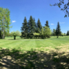 A sunny day view from Edson Golf and Country Club.