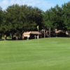 A view of a green at Highlands Golf Course.