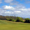 A view of hole #2 at Wailua Golf Course.