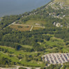 Aerial view of the Shorewood Golf Course