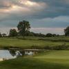 A view of a hole at Fox Hills Golf Center.