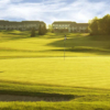 A view of a green at Wilds Golf Club.