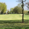 View of the 1st green at Latona Country Club