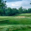 A view from a tee at Glenview Golf Course.