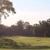 A sunny day view of a fairway at Fazio Course from The Club At Carlton Woods.