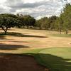 A view of green at Kwekwe Golf Club