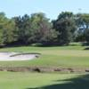 A view of hole #2 at Fazio Course from Stonebriar Country Club.