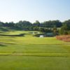 A view from a tee at Bayville Golf Club.
