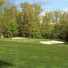 A view of hole #7 at Gunston Course from Fort Belvoir Golf Club.