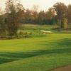 A view of a fairway at South Riding Golf Club.