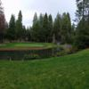 View of the 9th hole from Forest Meadows Golf Course