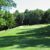 A view from the 2nd tee at Panther Valley Golf & Country Club.