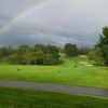 A view of a tee at Westmoreland Country Club.