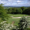 View of the 6th hole at Cochrane Castle Golf Club