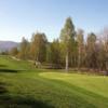 A view from Golf Resort Usti nad Labem