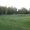 A view from tee #8 at Anchorage Golf Course.