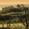 A view of a tee and a green at Arroyo from One&Only Palmilla Golf Club.