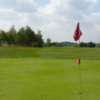 View from a green at Aylesbury Vale Golf Club