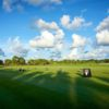 A view of the driving range from The Club at Ibis.