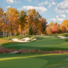 A view of the 2nd fairway from TPC Potomac at Avenel Farm.