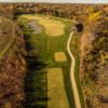 Aerial view of #4 at Oak Creek