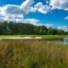 A view of hole #15 at Old Tabby Links.