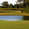 A view of a green at Beaver Creek Golf Course.