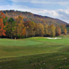 A view of the 4th green at Ridge from Oxmoor Valley Golf Course.