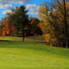A fall day view from Town Of Colonie Golf Course.