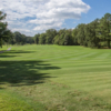 A view of a fairway at Richmond Country Club.