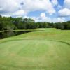 A view of a tee at Nature Walk Golf Club