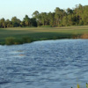 A view over the water from Glen Eagle Golf & Country Club.
