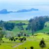 A view from Santo da Serra Golf Club.