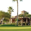 A view of the clubhouse at Pueblo El Mirage Golf Club