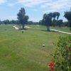 A view of tee #10 at Hibiscus Golf Club.
