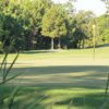 A view of a hole from The Bridges Golf Club at Hollywood Casino.