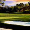 A view of a green at National from ChampionsGate Golf Club.