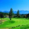 A view of fairway #8 at Aldarra Golf Club.