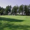 A view of hole #13 at Cathkin Braes Golf Club.