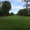 A view of a green at Ratho Park Golf Club.
