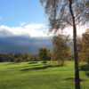 A fall day view from Ravelston Golf Club.