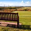 A view from The Barassie Links at Kilmarnock (Barassie) Golf Club