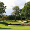View of the 10th green at Belfry Golf Club - The Brabazon Course