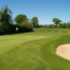 View of the 6th hole from the Foxes Run Course at Cleobury Mortimer Golf Club