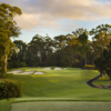 A view from tee #8 at Pymble Golf Club.