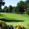 A view of fairway #18 at Spring Mill Country Club.