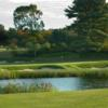 A view of a hole at Butter Brook Golf Club.