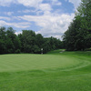 A view of the 14th green at Denison Golf Club
