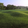 A view of hole #9 at Denison Golf Club