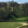 A view of the 17th tee at Devou Park Golf Course.